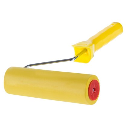 Валик прижимной для обоев Systec 150 мм резина