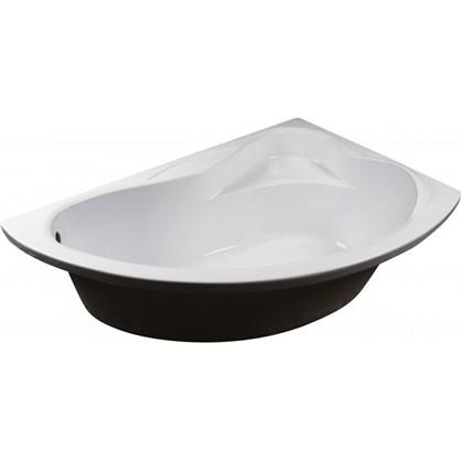 Акриловая ванна Малага правостороняя 150х90 см