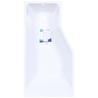 Купить Ванна Оптима левосторонняя 150х80 см дешевле