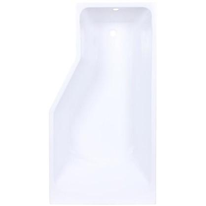 Акриловая ванна Оптима правосторонняя 150х80 см