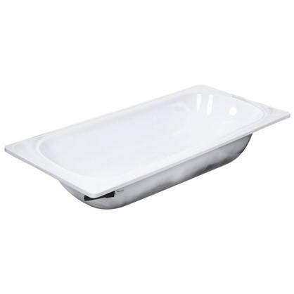 Купить Ванна Рио 150х70 см сталь дешевле