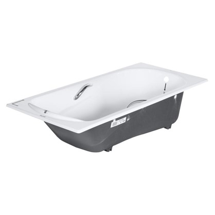 Чугунная ванна Roca Гаити 170х80 см