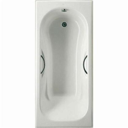 Купить Чугунная ванна Roca Малибу 170х75 см дешевле