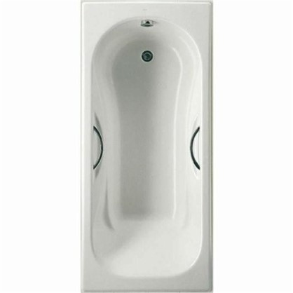 Чугунная ванна Roca Малибу 170х75 см