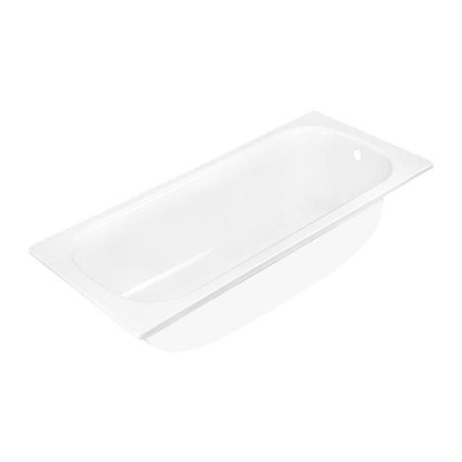 Купить Ванна Sensea Милос 150х70 см сталь дешевле