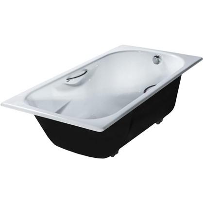 Чугунная ванна Сибирячка 150x75 см