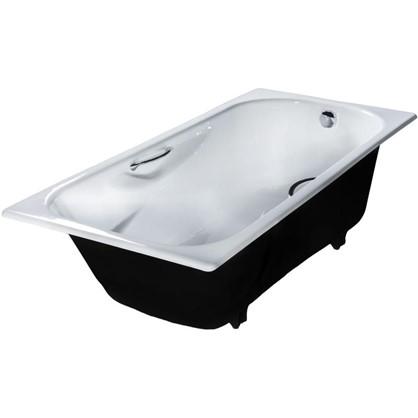 Чугунная ванна Сибирячка 170x75 см