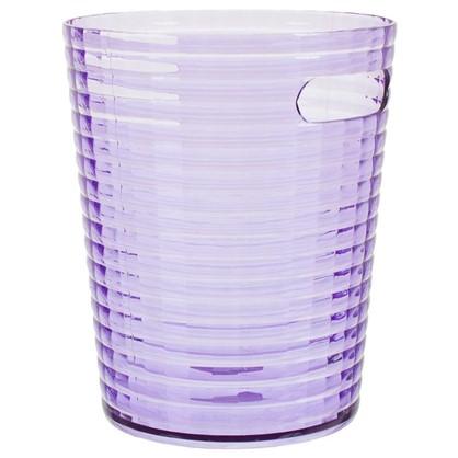 Ведро 6.6 л цвет фиолетовый