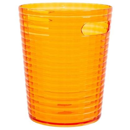 Ведро 6.6 л цвет оранжевый