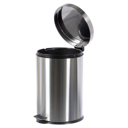 Ведро для мусора с педалью WB20 20 л сталь