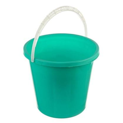 Купить Ведро круглое 10 л пластик дешевле