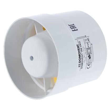 Купить Вентилятор канальный Домовент 100 ВКО D100 мм 14 Вт дешевле