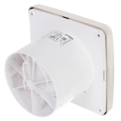 Вентилятор осевой Blauberg 100 Aero Chrome D100 мм 14 Вт