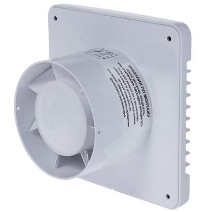 Вентилятор осевой Вентс 100 М Турбо D100 мм 16 Вт