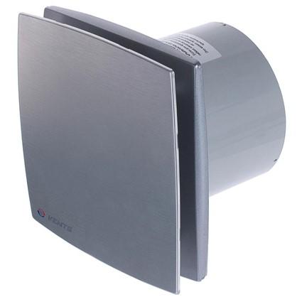 Вентилятор осевой Вентс 125 ЛДА D125 мм 16 Вт декоративный