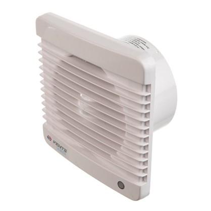 Вентилятор осевой Вентс 125 М Силента D125 мм 9.1 Вт