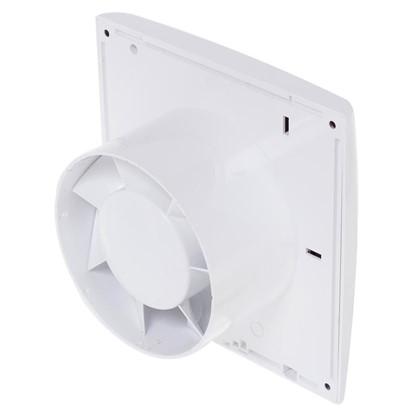 Вентилятор осевой вытяжной Era 4S D100 мм 14 Вт антимоскитная сетка