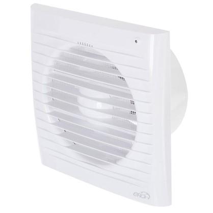 Вентилятор осевой вытяжной ERA 5S D125 мм 20 Вт антимоскитная сетка