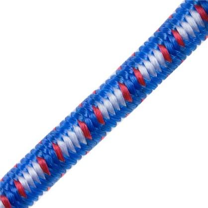 Веревка 6 мм 0.8 м каучук/полипропилен цвет мультиколор 2 шт.