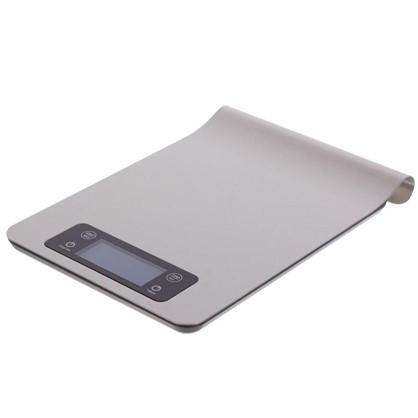 Весы настольные Neo 245х168х20 мм цвет хром