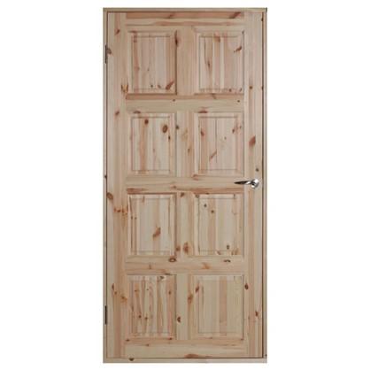 Купить Входная дверь с коробом 900х60х2000 мм хвоя дешевле