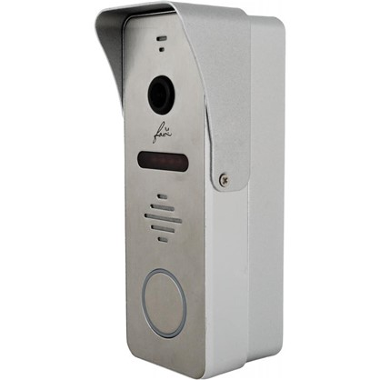 Видеопанель вызывная Fox FX-CP27 цвет серебро IP54