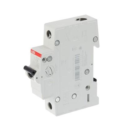 Автоматический выключатель ABB 1 полюс 10 А