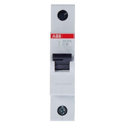 Купить Автоматический выключатель ABB 1 полюс 16 А дешевле