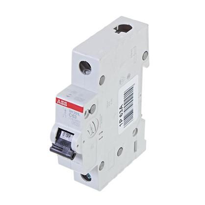 Купить Автоматический выключатель ABB 1 полюс 63 A дешевле