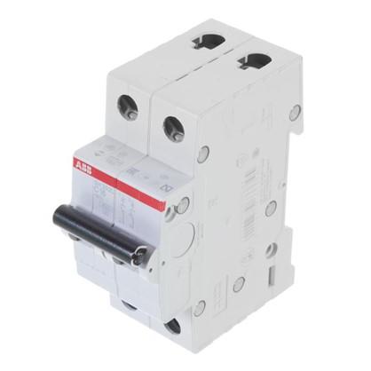 Купить Автоматический выключатель ABB 2 полюса 16 A дешевле