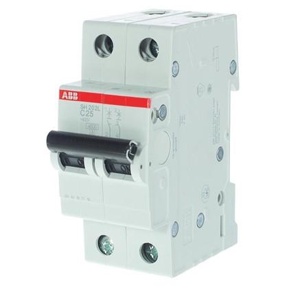 Автоматический выключатель ABB 2 полюса 25 A