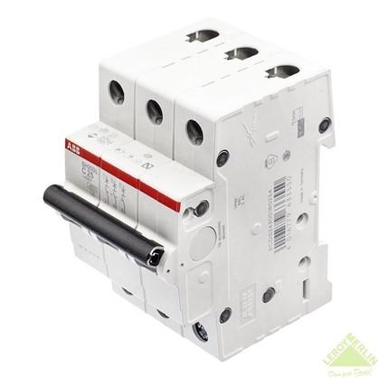 Купить Автоматический выключатель ABB 3 полюса 25 А дешевле