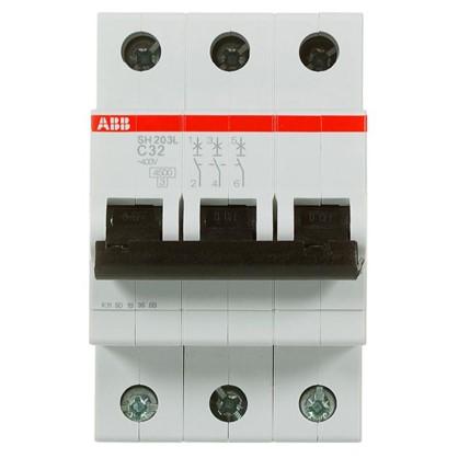 Автоматический выключатель ABB 3 полюса 32 А
