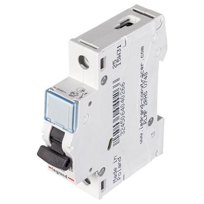 Автоматический выключатель Legrand 1 полюс 10 А