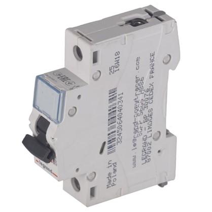 Автоматический выключатель Legrand 1 полюс 63 А