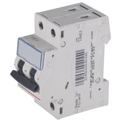 Купить Автоматический выключатель Legrand 2 полюса 25 А дешевле