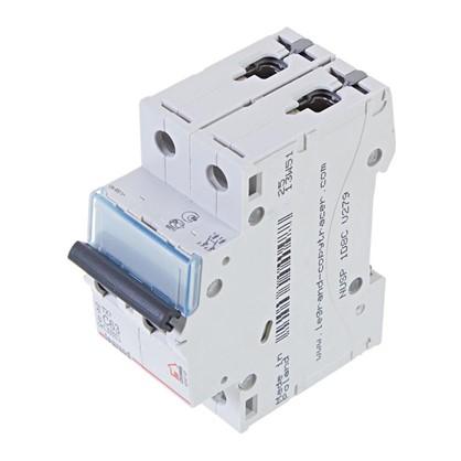 Автоматический выключатель Legrand 2 полюса 63 А цена