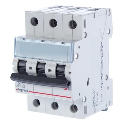 Автоматический выключатель Legrand 3 полюса 63 А