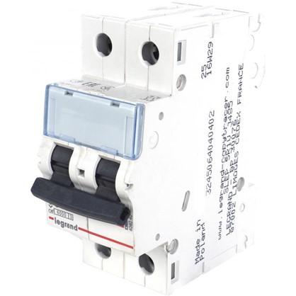 Купить Автоматический выключатель Legrand TX3 2 полюса 10 A дешевле