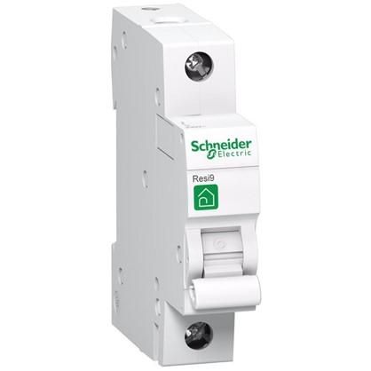 Купить Автоматический выключатель Schneider Electric Resi9 1 полюс 20 A дешевле