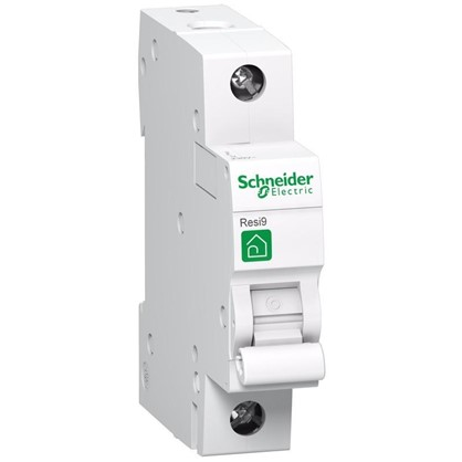 Купить Автоматический выключатель Schneider Electric Resi9 1 полюс 40 A дешевле