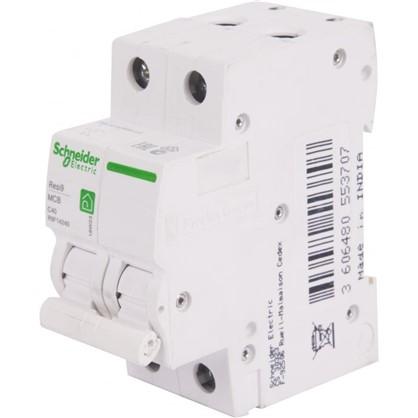 Автоматический выключатель Schneider Electric Resi9 2 полюса 40 A