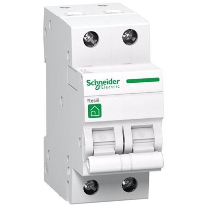 Автоматический выключатель Schneider Electric Resi9 2 полюса 50 A