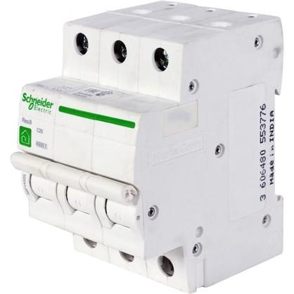 Автоматический выключатель Schneider Electric Resi9 3 полюса 25 A