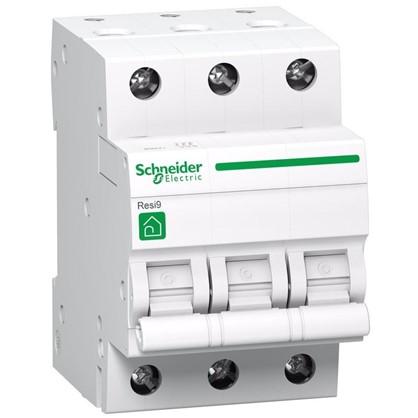 Купить Автоматический выключатель Schneider Electric Resi9 3 полюса 63 A дешевле