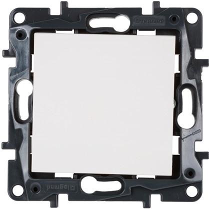 Купить Выключатель Legrand Structura 1 клавиша цвет белый дешевле