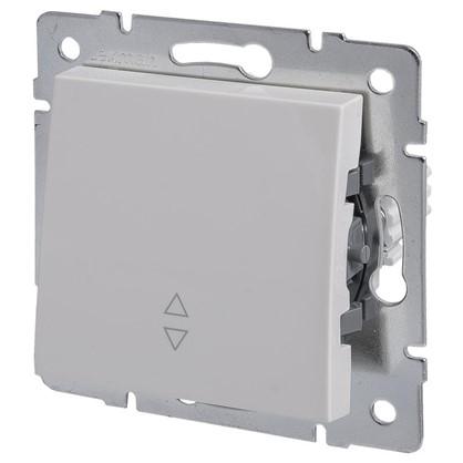 Купить Выключатель проходной Lexman Виктория 1 клавиша цвет бежевый дешевле