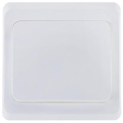 Выключатель Schneider Electric Этюд 1 клавиша цвет белый