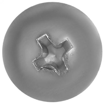 Винт с полукруглой головкой DIN 7985 M4х16 мм