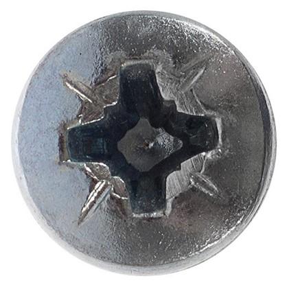 Винт с полукруглой головкой DIN 7985 M4х40 мм